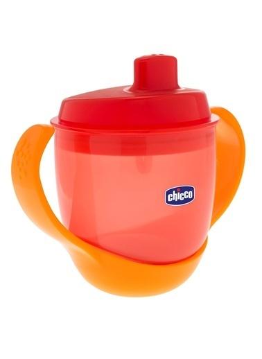 Chicco Chicco Mama Bardağı Kırmızı 180ml 12 Ay+ Renkli